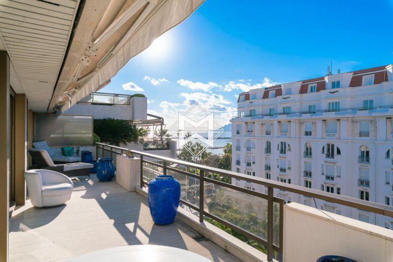 Luxus-Wohnung zu vermieten CANNES, 126 m², 2 Schlafzimmer