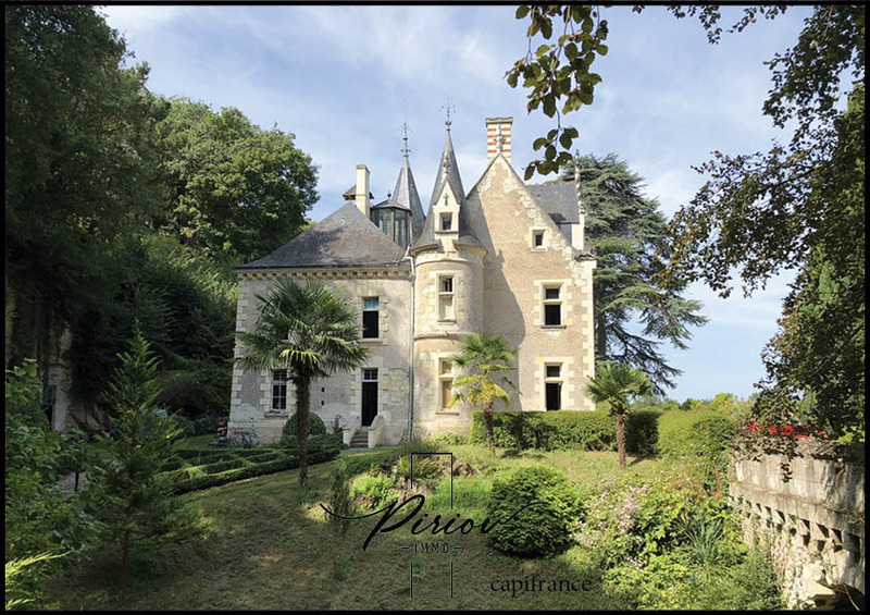 Verkauf Prestige-Schloss / Herrenhaus ANGERS