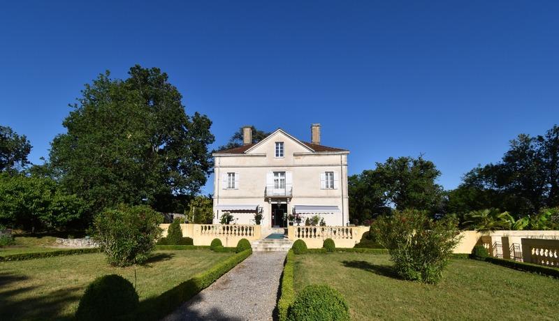 Verkoop Prestigieuze Huis SAINT PAUL D'ESPIS