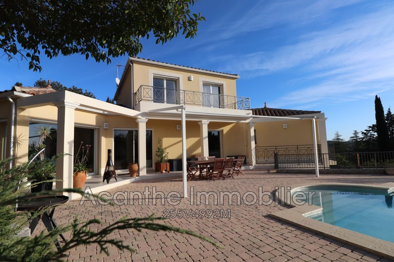 Sale Prestige Villa MONTARNAUD