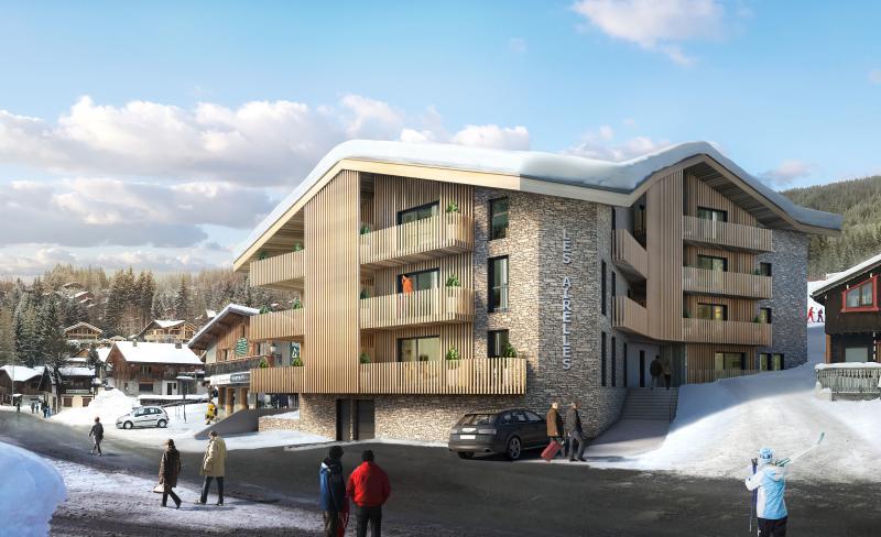 Vente Appartement neuf de prestige LES CARROZ D'ARACHES