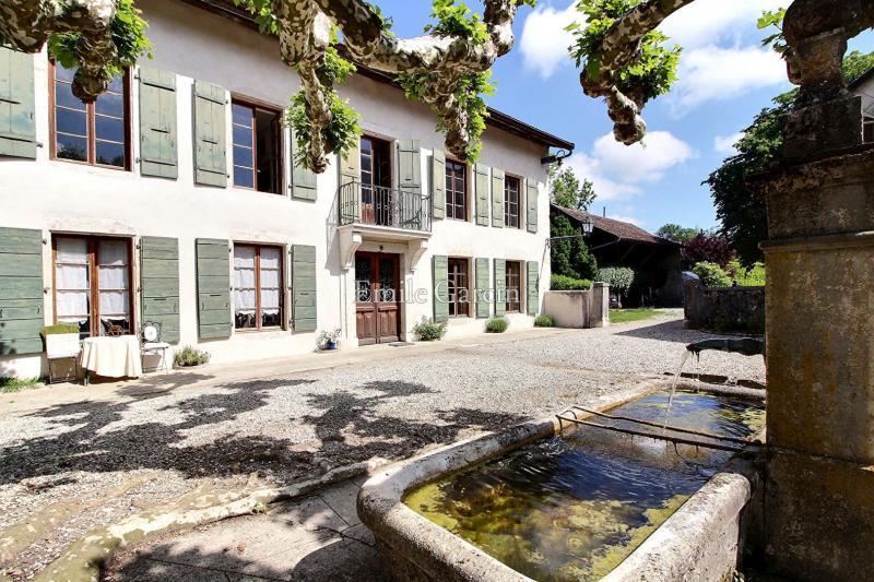 Prestige House DIVONNE LES BAINS, 600 m², 7 Bedrooms, €2950000