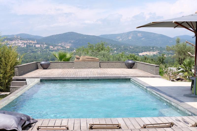 Verkauf Prestige-Villa COGOLIN
