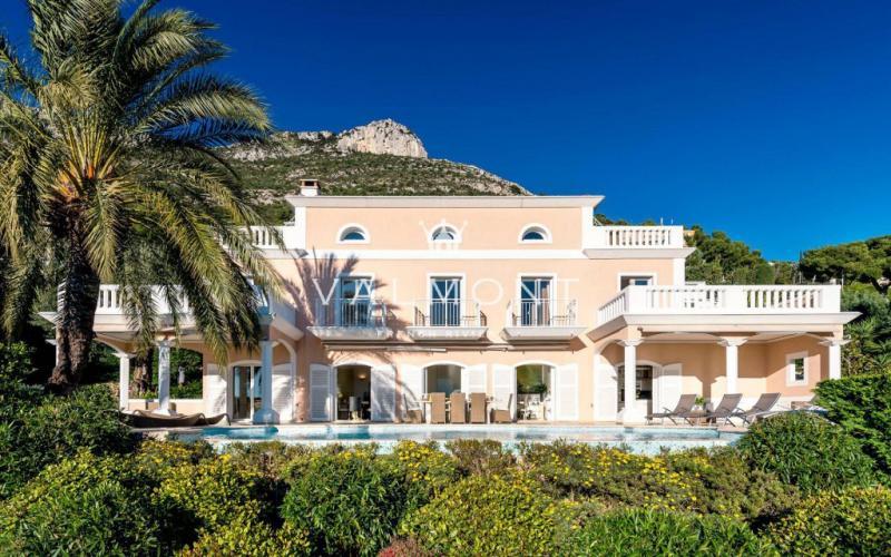 Luxury House for rent CAP D'AIL, 500 m²,