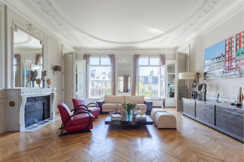 Verkoop Prestigieuze Appartement PARIS 8E