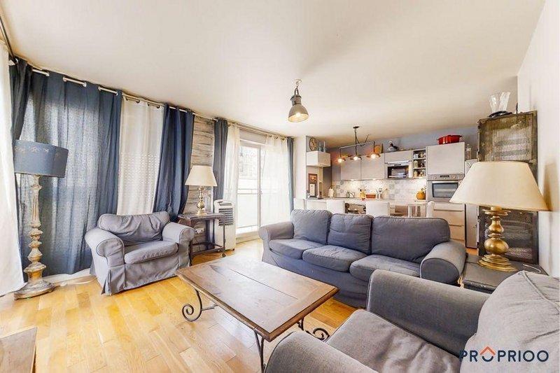 Verkoop Prestigieuze Appartement PARIS 10E
