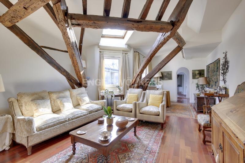 Verkauf Prestige-Wohnung PARIS 7E