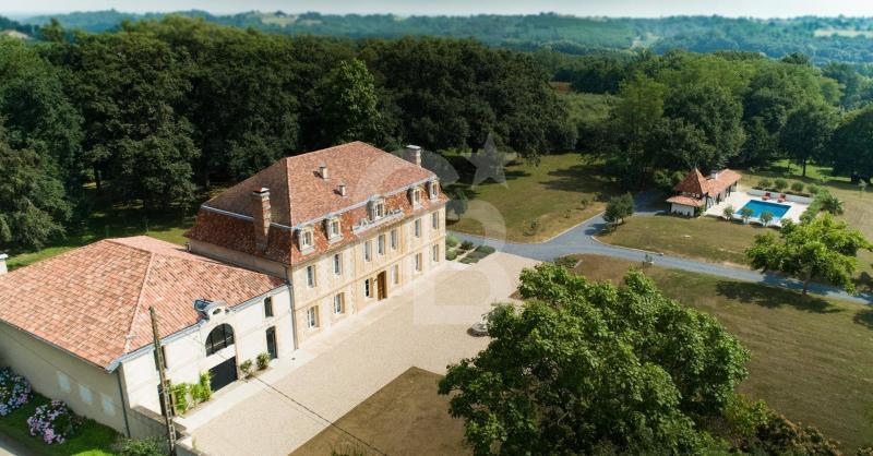 Vente Château / Manoir de prestige HABAS