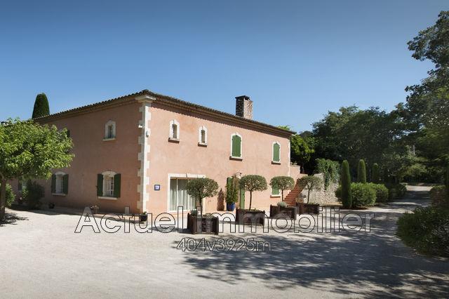 Maison de prestige SAINT REMY DE PROVENCE, 400 m², 5 Chambres, 1550000€
