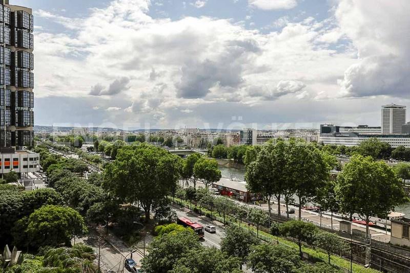 Appartement de prestige PARIS 15E, 89 m², 3 Chambres, 900000€
