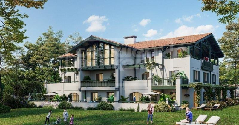 Sale Prestige Apartment BIARRITZ