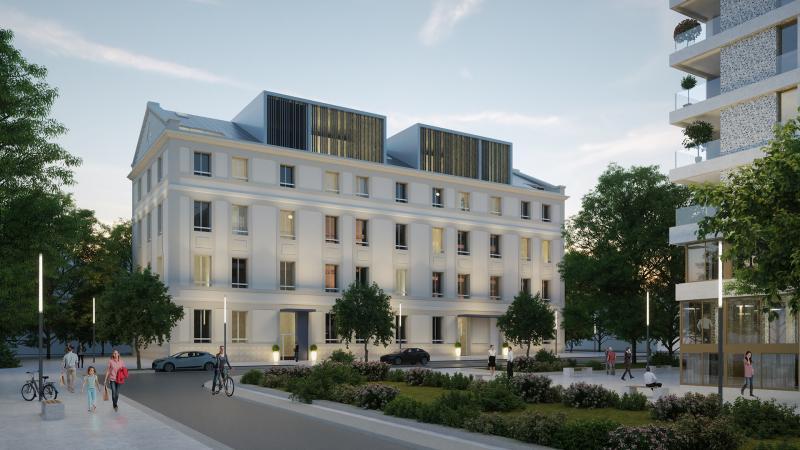 Verkoop Prestigieuze Appartement MONTPELLIER