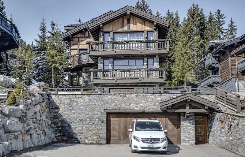 Maison de luxe à louer COURCHEVEL, 600 m², 6 Chambres