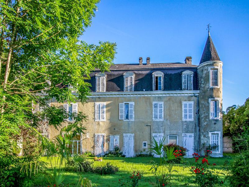 Vente Château / Manoir de prestige SAUVETERRE DE BEARN