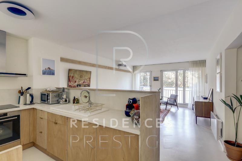 Verkauf Prestige-Wohnung PARIS 19E