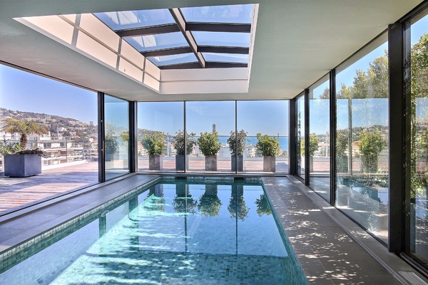 Luxury House for rent CANNES, 5 Bedrooms,
