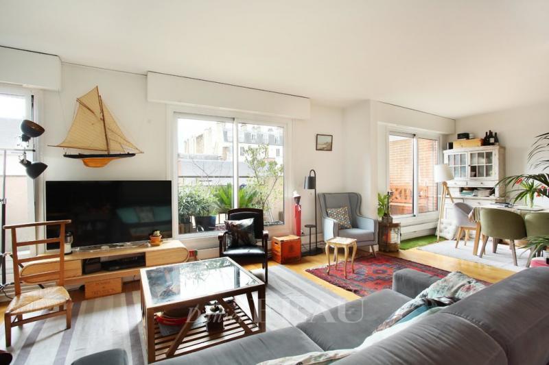 Vermietung Prestige-Wohnung PARIS 3E