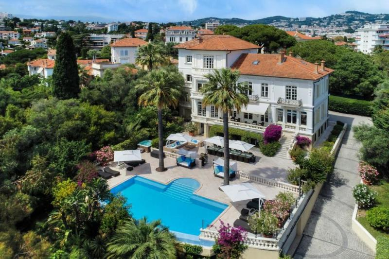 Location Maison de prestige CANNES