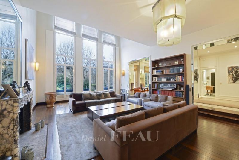 Vente hôtel particulier de luxe NEUILLY SUR SEINE 5 chambres 12 pièces 608 m2_5