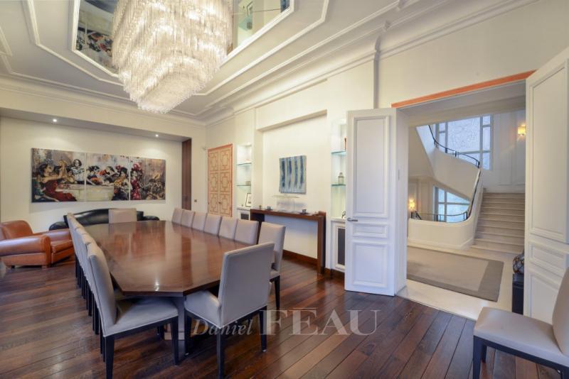 Vente hôtel particulier de luxe NEUILLY SUR SEINE 5 chambres 12 pièces 608 m2_4