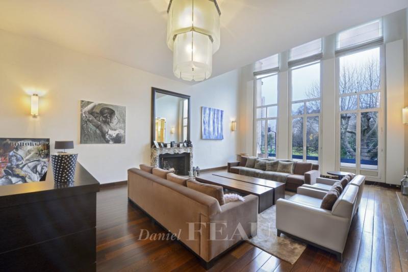 Vente hôtel particulier de luxe NEUILLY SUR SEINE 5 chambres 12 pièces 608 m2_7