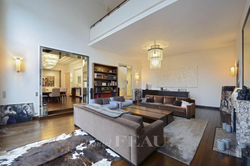 Vente hôtel particulier de luxe NEUILLY SUR SEINE 5 chambres 12 pièces 608 m2_3