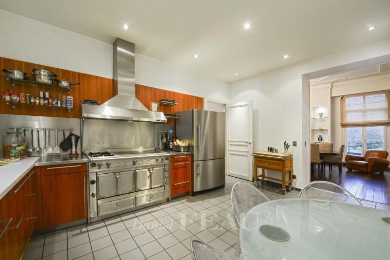 Vente hôtel particulier de luxe NEUILLY SUR SEINE 5 chambres 12 pièces 608 m2_8