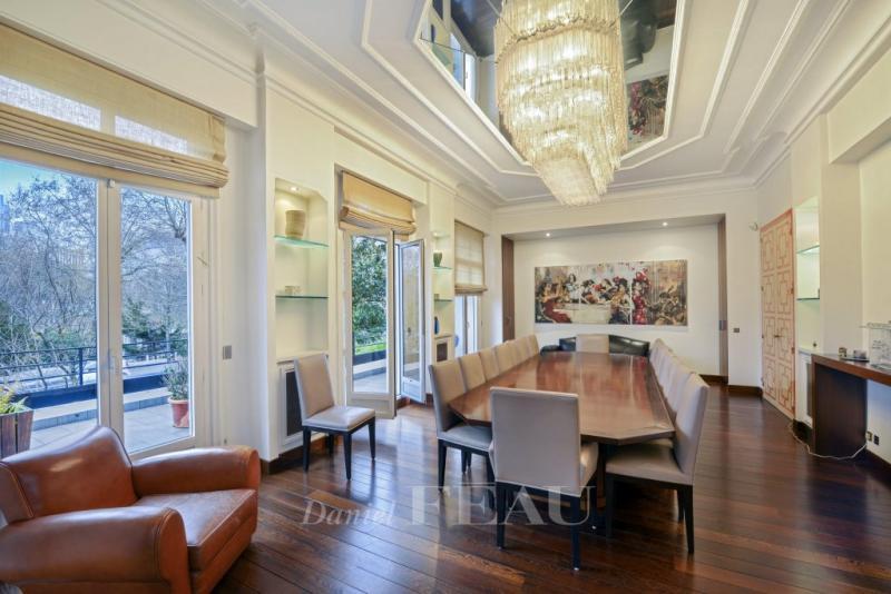 Vente hôtel particulier de luxe NEUILLY SUR SEINE 5 chambres 12 pièces 608 m2_6