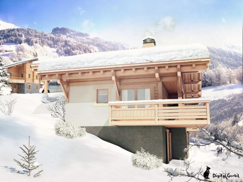 Prestige-Chalet LE GRAND BORNAND, 133 m², 4 Schlafzimmer, 950000€