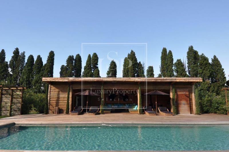 Luxus-Haus zu vermieten MOLLEGES, 500 m², 8 Schlafzimmer,