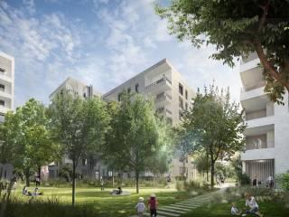 Prestigieuze Nieuwbouw appartement LYON, 118 m², 4 Slaapkamers, 733000€
