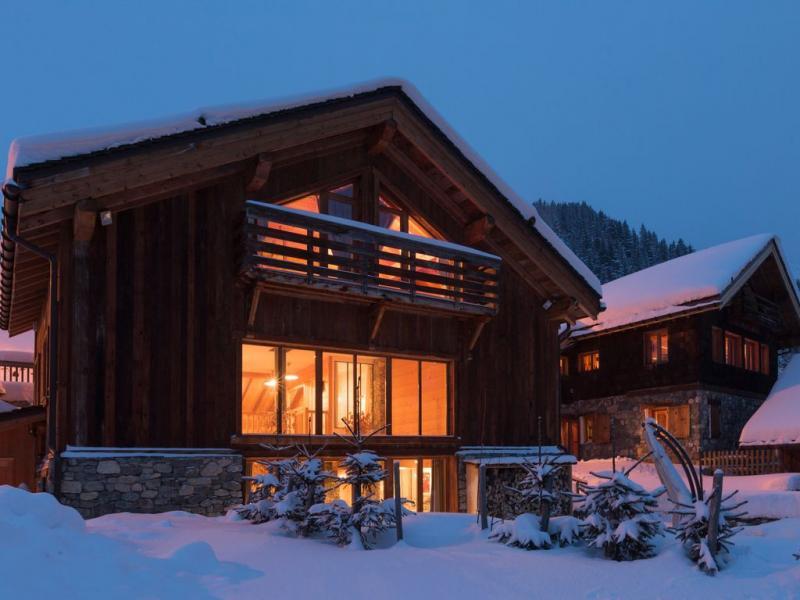 Luxus-Haus zu vermieten MERIBEL LES ALLUES, 230 m², 6 Schlafzimmer,
