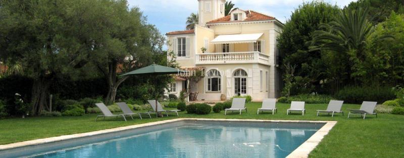 Luxury House for rent CAP D'ANTIBES, 250 m², 6 Bedrooms,