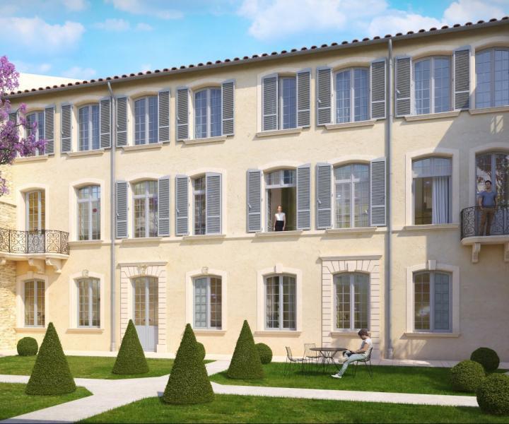 Verkauf Prestige-Wohnung NIMES