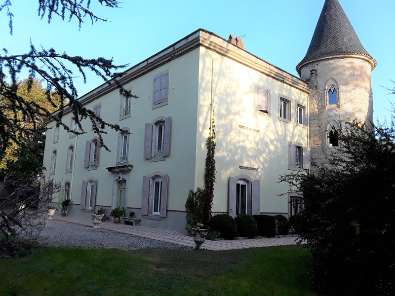 Verkauf Prestige-Schloss / Herrenhaus CASTRES