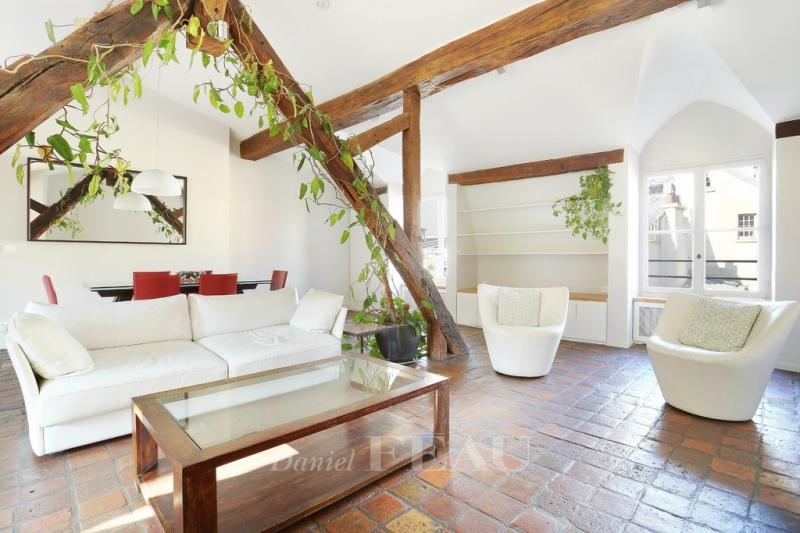 Verhuur Prestigieuze Appartement PARIS 4E