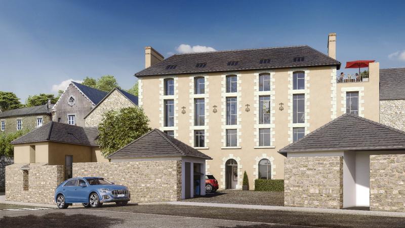 Maison de prestige DINARD, 111 m², 976560€