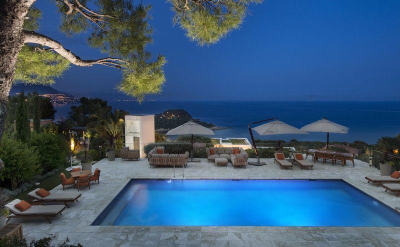 Luxury House for rent SAINT JEAN CAP FERRAT, 7 Bedrooms,