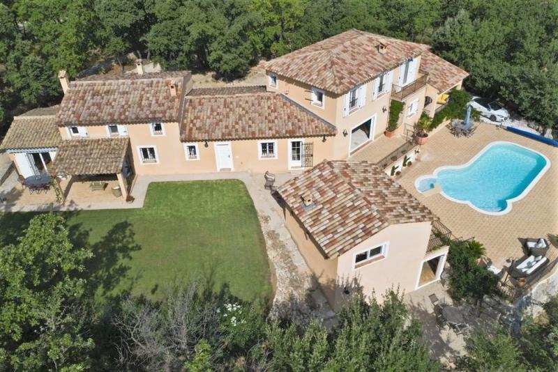 Verkoop Prestigieuze Villa FAYENCE