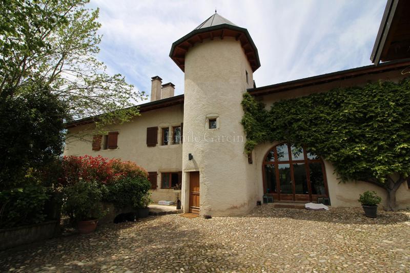 Maison de prestige DIVONNE LES BAINS, 800 m², 6 Chambres, 2900000€