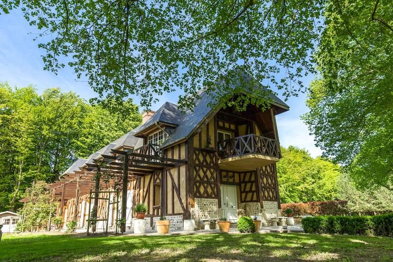 Château / Manoir de prestige SAINTE OPPORTUNE LA MARE, 1150 m², 9 Chambres, 3900000€