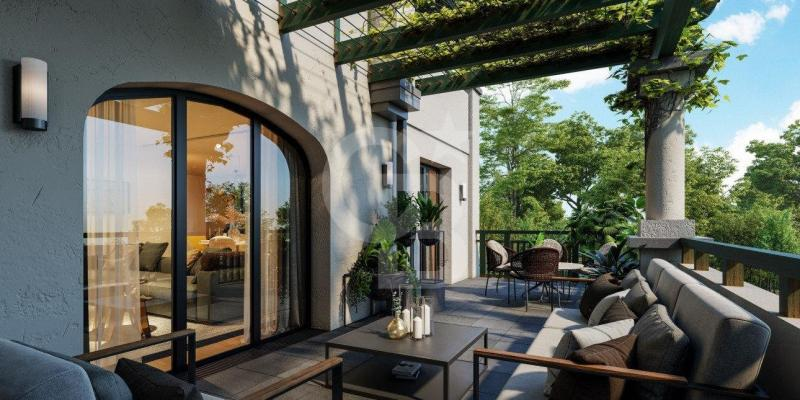 Prestige Apartment BIARRITZ, 107 m², 3 Bedrooms, €1080000