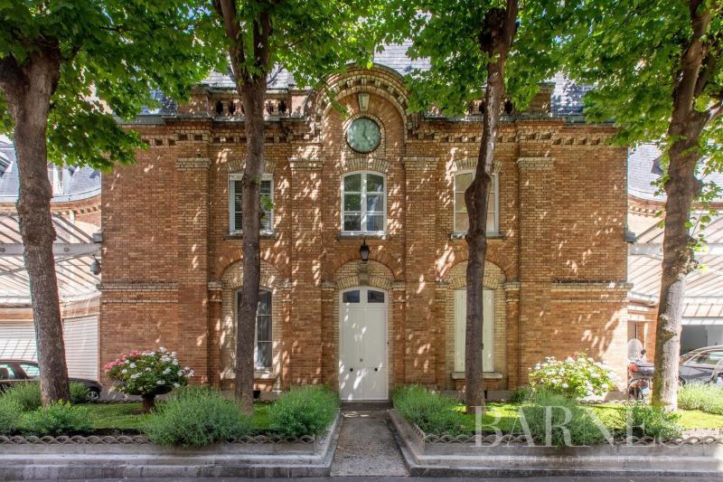 Verkoop Prestigieuze Huis PARIS 16E