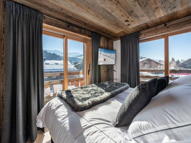 Luxury Chalet for rent MEGEVE, 497 m²,