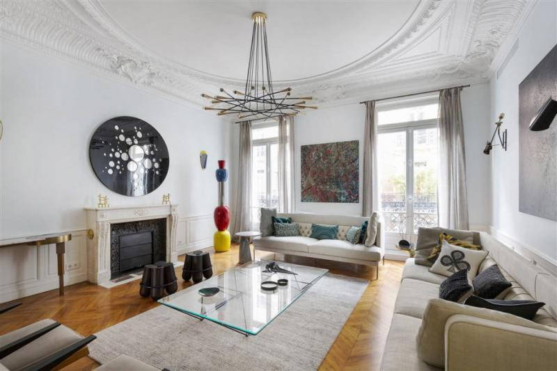 Appartement de prestige PARIS 8E, 194 m², 4 Chambres, 4 050 000 €