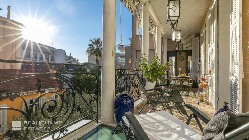 Luxury Apartment for rent CANNES, 135 m², 3 Bedrooms,