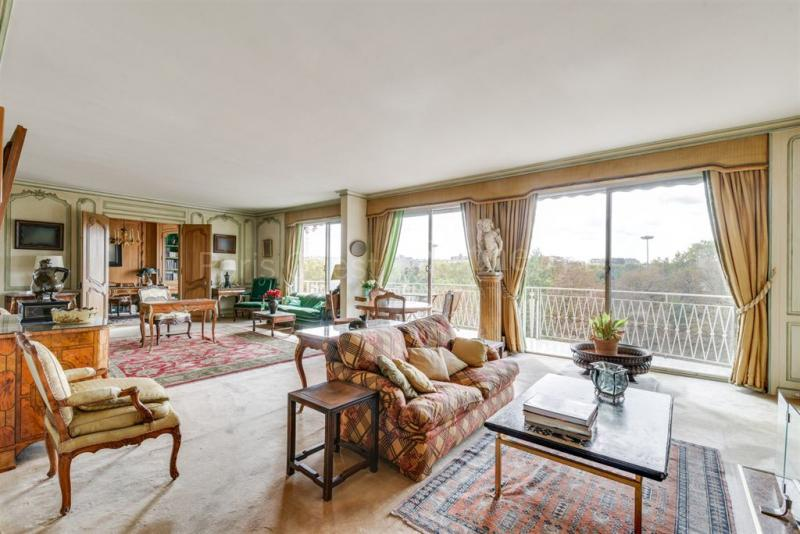 Appartamento di prestigio PARIS 16E, 230 m², 4 Camere, 3800000€