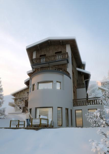 Verkauf Prestige-Wohnung MEGEVE