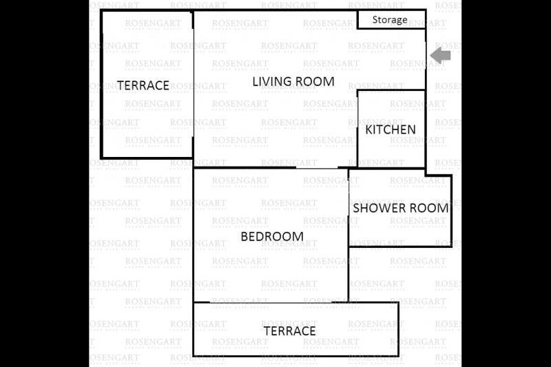 Appartement de prestige Monaco, 70 m², 1 Chambres, 4500000€
