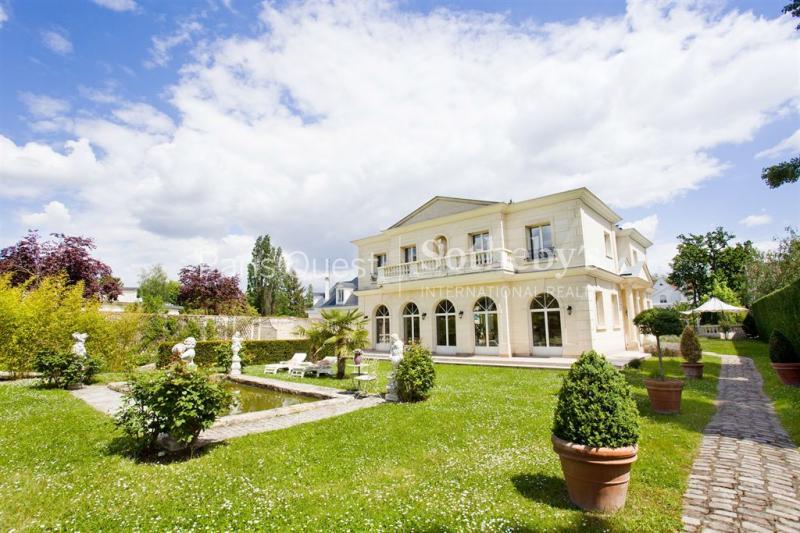Maison de prestige LE VESINET, 450 m², 6 Chambres, 2995000€